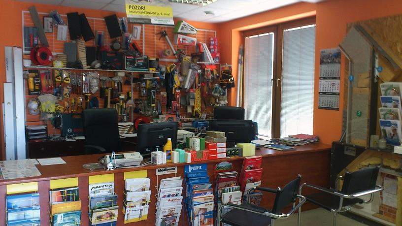 You are browsing images from the article: Stavebniny - predajňa stavebných materiálov Ekoclim